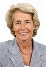 """Caroline Cayeux (UMP), ssénatrice et maire de Beauvais, vient d'être élue à la tête de la fédération des """"Villes de France"""" ©  DR"""