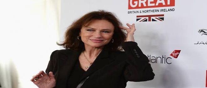 L'actrice britannique Jacqueline Bisset ici en février 2014.