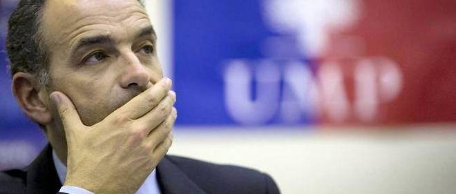 Jean-François Copé plonge de 9 points dans le dernier baromètre Ipsos-Le Point.