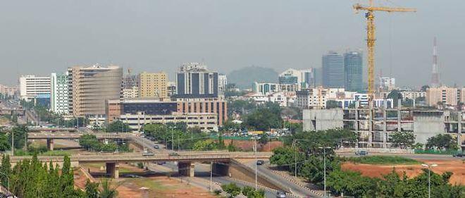 La bombe a explosé dans la capitale nigéniane, Abuja.