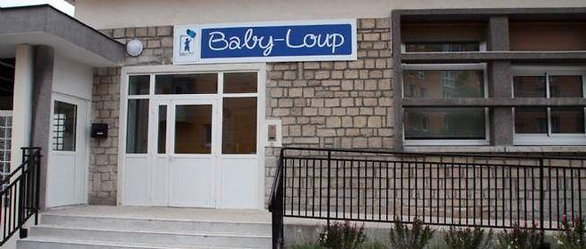 La crèche Baby Loup, à Conflans-Sainte-Honorine.