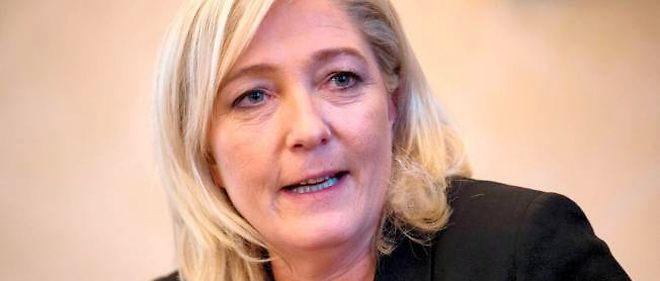 Marine Le Pen n'est pas pour la légalisation de l'euthanasie.