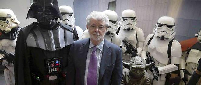 George Lucas a rassemblé une immense collection personnelle au cours de ces quarante dernières années.