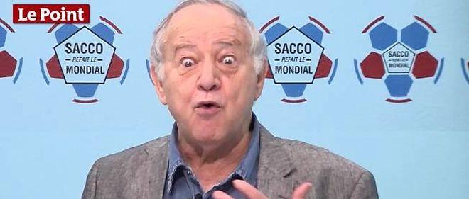 Tous les jours, de 12 h 30 à 13 heures, Eugène Saccomano refait le Mondial en direct sur Le Point.fr.