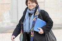 Martine Aubry peut souffler, elle ne sera pas poursuivie. ©ANTONIOL ANTOINE