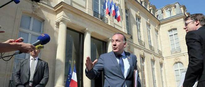 Pierre Gattaz, patron du Medef.