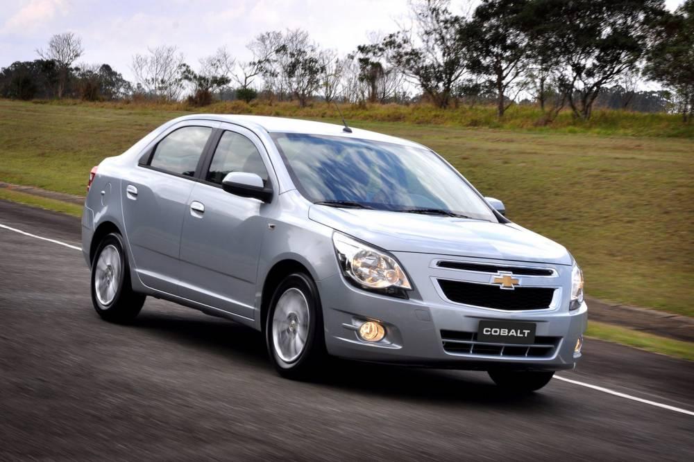 Pour un contacteur défectueux, la Chevrolet Cobalt restera une calamité dans l'histoire de GM ©  GM
