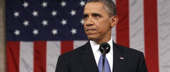 Barack Obama a laissé le champ libre aux espions américains. © Kevin Lamarque / Maxppp