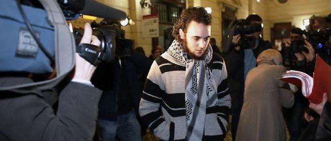 Michaël Khiri s'était violemment interposé au contrôle d'identité de sa femme voilée en juillet 2013 à Trappes.
