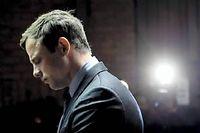 Selon les médecins, Oscar Pistorius souffre d'un trouble dépressif majeur. ©STEPHANE DE SAKUTIN