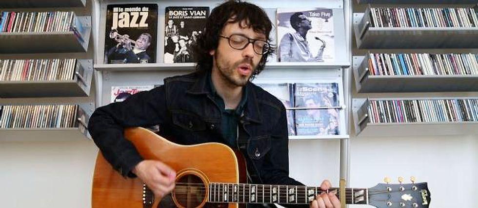 Philippe B aux Franco de Montréal et dans Le Point Live.