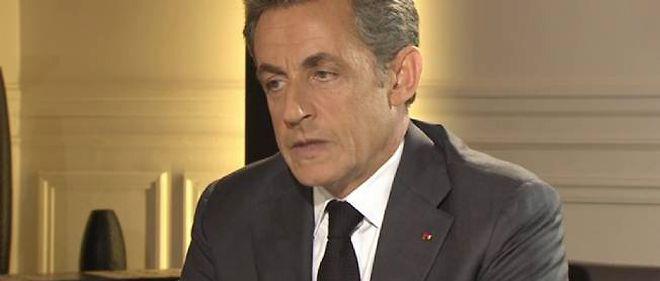 Pour le 20 heures de TF1, Nicolas Sarkozy s'est exprimé publiquement sur sa garde à vue.