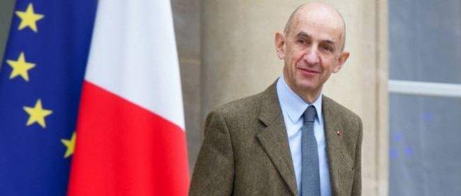 Louis Gallois, ex-patron d'EADS à la tête d'un collectif d'associations de réinsertion.