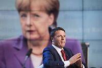 Le couple Merkel-Renzi est présenté par le Financial Times comme le nouveau