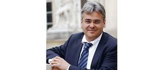 Le député Jean-David Ciot, patron de la fédération socialiste des Bouches-du-Rhône; ©LUDOVIC/REA