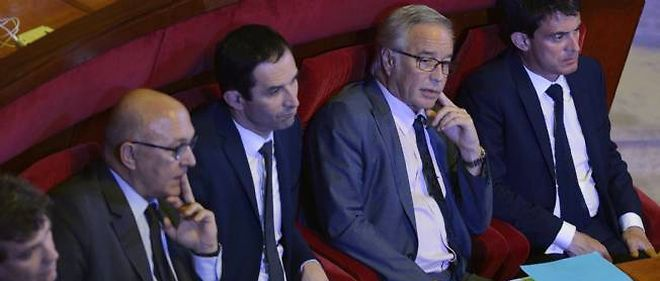 Manuel Valls a regretté que plusieurs syndicats boycottent la conférence sociale.