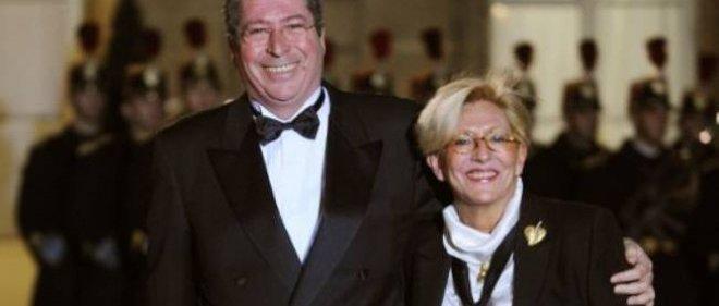 Patrick et Isabelle Balkany.