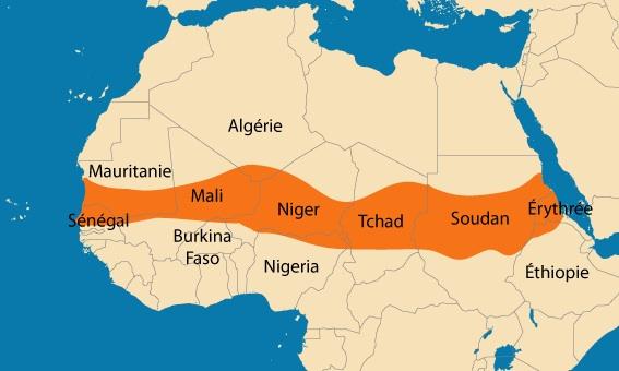 Le Sahel. ©  DR