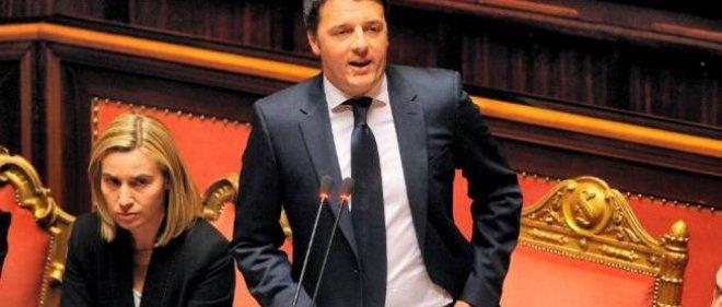 Federica Mogherini est la candidate choisie par le président du Conseil italien, Matteo Renzi.