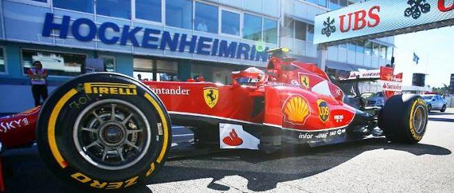 Que vont faire les Ferrari en Allemagne face aux Mercedes qui règnent sur cette demi-saison ?