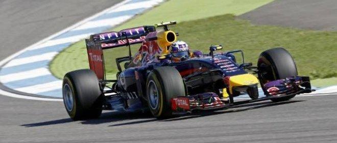 Il faut décidément compter avec les jeunes, l'Australien Ricciardo finissant à un dixième du meilleur temps au volant de sa Red Bull Renault.