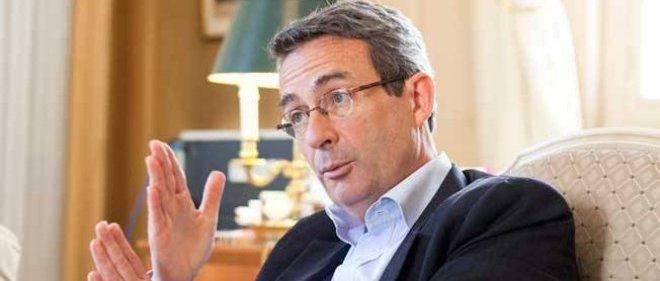 Le député-maire de Neuilly, Jean-Christophe Fromantin.