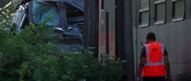 Les conducteurs des trains, entendus par les gendarmes, sont en état de choc.