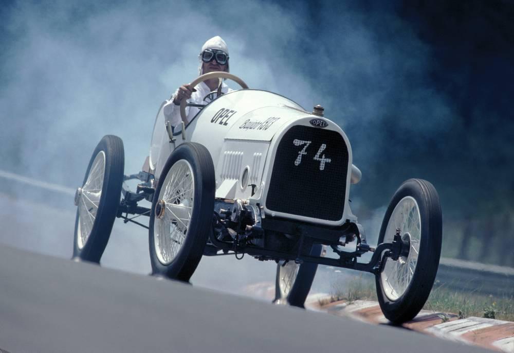 Superbe, l'Opel Grand Prix de 1913 ©  Opel