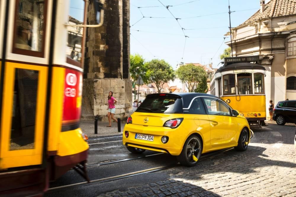 L'Opel Adam est un petit bijou de design, pourtant méconnu chez nous ©  Opel