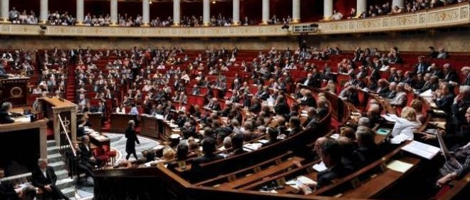 Photo d'illustration - Le député Yann Galut estime qu'un vote à l'Assemblée nationale renforcerait la position du président de la République sur la Syrie.