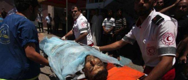 Le dernier bilan fait état de 750 morts à Gaza.