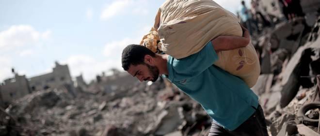 Au moins 985 Palestiniens ont trouvé la mort à Gaza. Photo d'illustration.