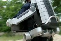 Ces jambes mécaniques intéressent de près l'armée française. ©Capture d'écran 6Medias