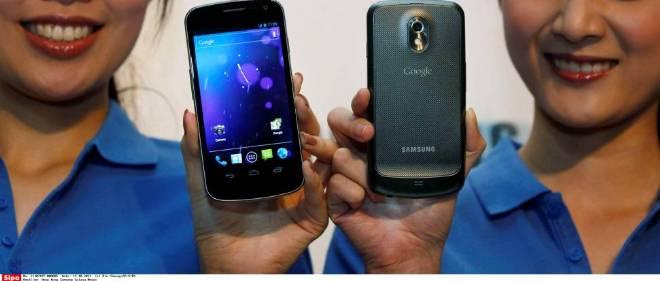 Android équipe un très grand nombre de marques gratuitement, à commencer par le numéro un mondial, Samsung.
