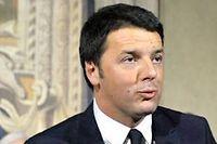 Les projets de Matteo Renzi, le réformiste président du Conseil italien, ne se passent pas comme prévu... ©Andreas Solaro / AFP