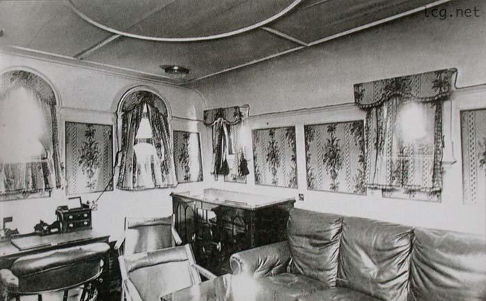 Sous le pavillon anglais, le Belém est transformé en yacht de plaisance ©  lcg.net