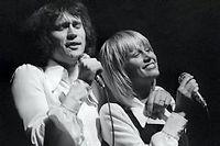 Stone et Charden, en 1972.
