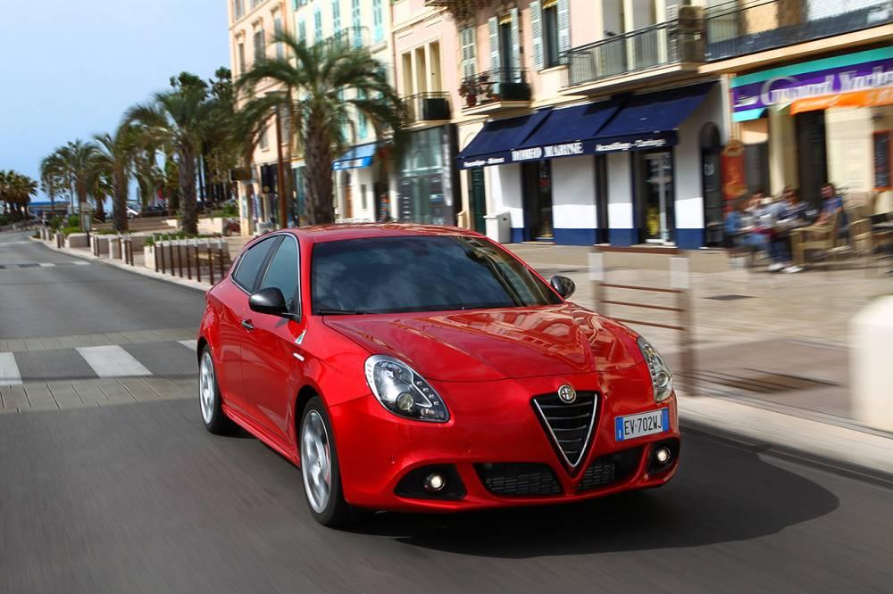 Des Alfa Romeo produites chez Chrysler à Détroit, ce devrait être le cas pour les futurs SUV ©  Alfa Romeo