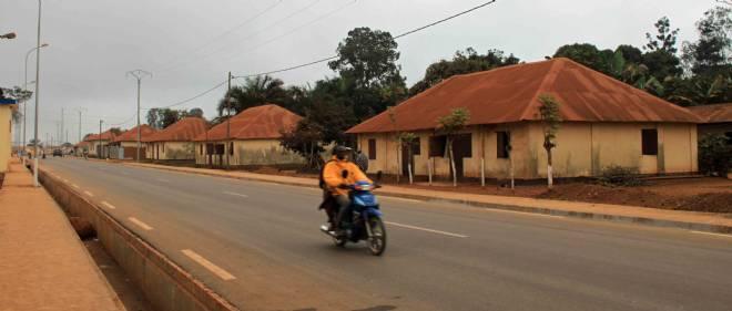 La ville de Sibiti, jusque-là bourgade endormie de la Lékoumou, sort de sa torpeur grâce à un programme spécial de renforcement de ses infrastructures.