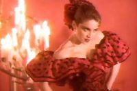 Madonna dans le clip de