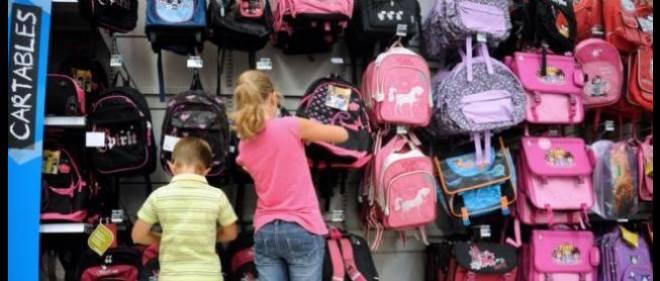 Le budget qui doit être consacré à la rentrée scolaire devient chaque année plus lourd pour les parents.