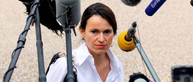 Aurélie Filippetti ne souhaite pas faire partie du nouveau gouvernement Valls.