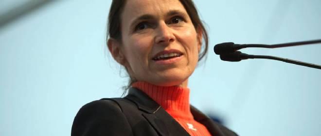 L'élue de Lorraine Aurélie Filippetti.