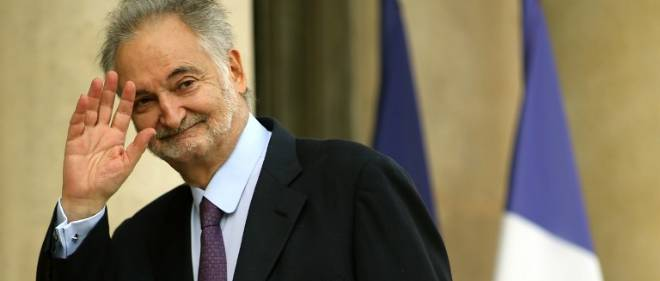 Jacques Attali.