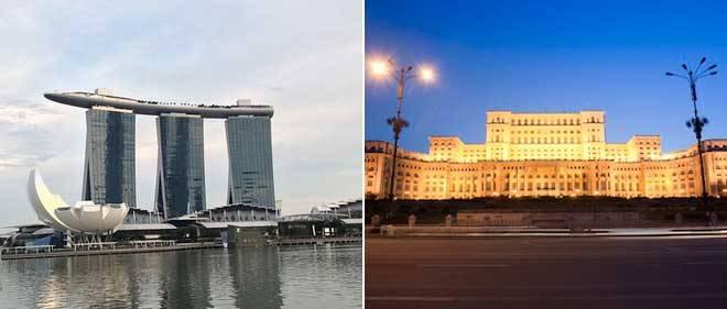 hotel le moins cher du monde