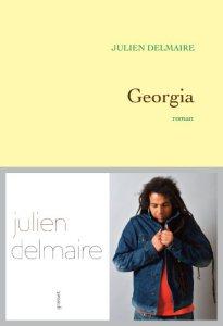 Georgia de Julien Delmaire, Grasset