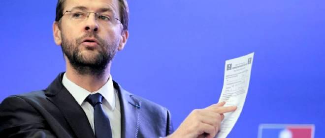 """Jérôme Lavrilleux se dit """"déterminé à aller jusqu'au bout"""" pour contester la procédure d'exclusion de l'UMP lancée contre lui fin juin."""
