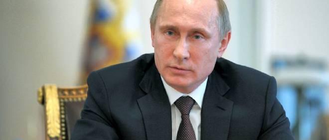 Vladimir Poutine s'est réjoui des avancées de la rébellion contre Kiev dans l'est de l'Ukraine.