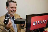 Reed Hastings, le PDG de Netflix ©Paul Sakuma