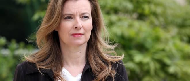 Valérie Trierweiler.